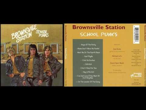 BROWNSVILLE STATION - I Get So Excited ('74; full song, HQ)