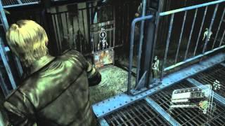 Resident Evil 6 - Gameplay Mini Walkthrough - Part 6 - DEFEND THE SHOP!! (Xbox 360/PS3/PC HD)