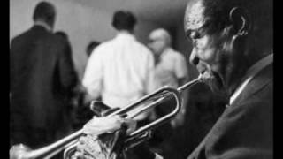 LOUIS ARMSTRONG  -  BACK O TOWN BLUES