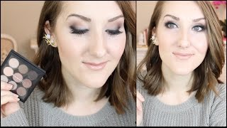 DATE NIGHT MAKEUP TUTORIAL | MACNIFICENT ME PALETTE