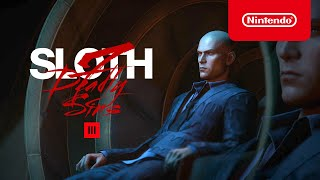 HITMAN 3 - Season of Sloth Announcement Trailer - Nintendo Switch