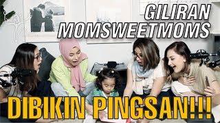 GILIRAN MOMSWEETMOMS DIBIKIN PINGSAN!!! | MIC (Mona Indra Chitchat)