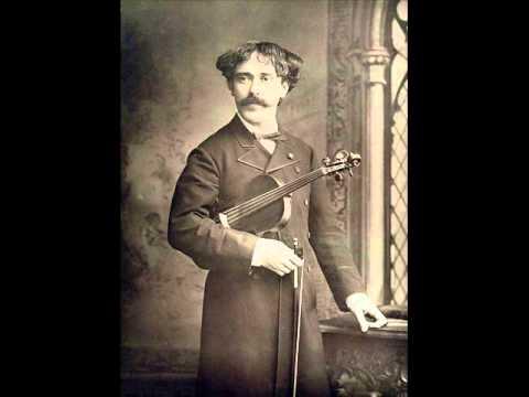 Pablo de Sarasate - Fantaisie sur La fuerza del Destino de Verdi Op.1