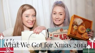 What We Got for Christmas Thumbnail