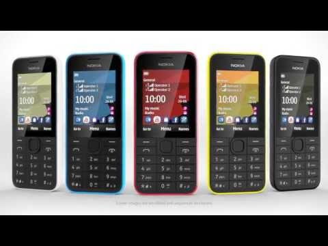 Nokia 208 Dual SIM Features