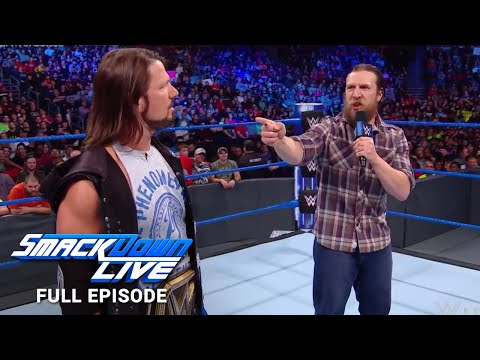 WWE SmackDown LIVE Full Episode, 14 November 2017