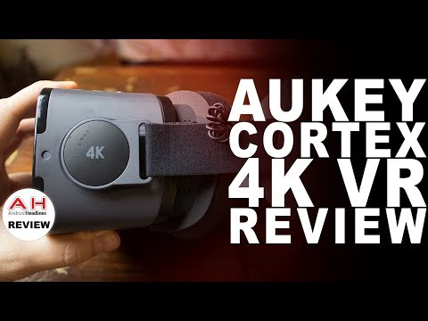 Aukey Cortex 4K VR Headset Review - PC VR done right?