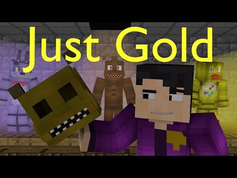 """Just Gold"" (Full Minecraft Animation)"