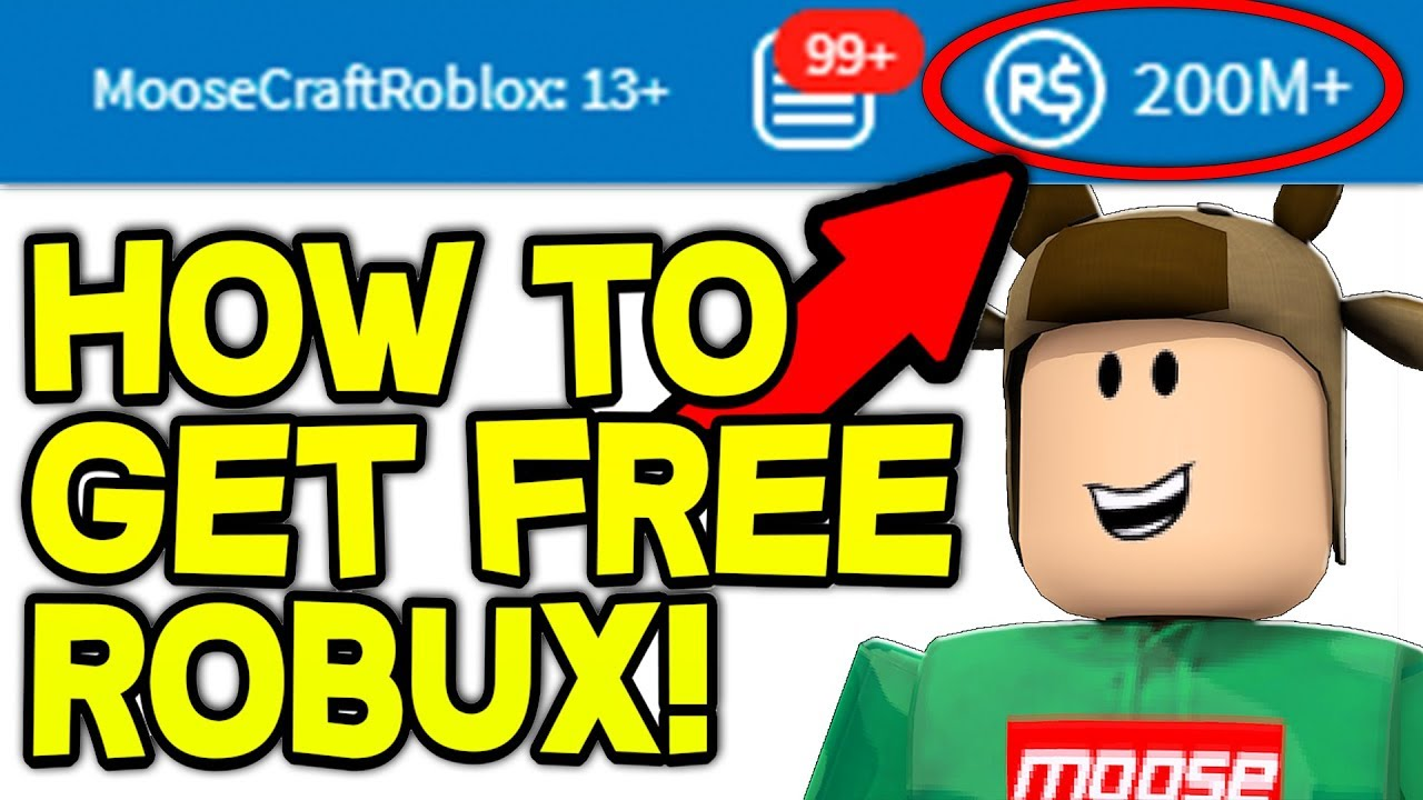 how to get robux in roblox free