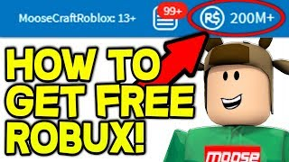 HOW TO GET FREE ROBUX IN ROBLOX! (Roblox Robux Simulator)