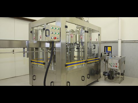 Bottled Water Plant, Water Bottling Machine Business Supply