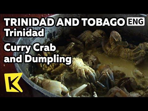 【K】Trinidad&Tobago Travel-Tobago[트리니다드 토바고 여행-토바고]전통음식/Curry Crab and Dumpling/Food/Restaurant