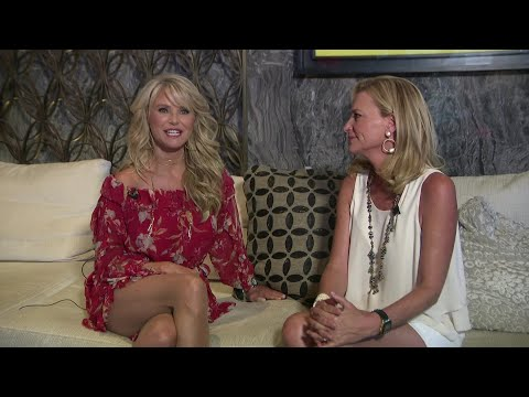 WEB EXTRA: Model Christie Brinkley Talks To CBS4's Lisa Petrillo At Sports Illustrated Swimsuit