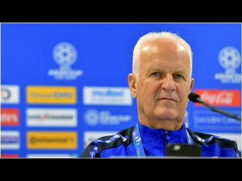 Asian Cup: Bernd Stange nach Entlassung von Ex-Schützling attackiert