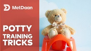 MAKE YOUR LIFE EASIER WITH THIS POTTY TRAINING TRICKS