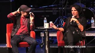 Rock Legends Cruise III: Alice Cooper & Paul Rodgers Q&A