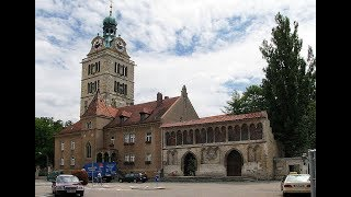 Places to see in ( Regensburg - Germany ) St  Emmeram Church