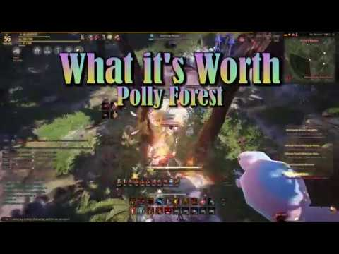 10.4mil an Hour - Polly Forest What its Worth - Black Desert Online