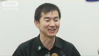 今月11日にISS(国際宇宙ステーション)から地球に帰還した油井亀美也宇...