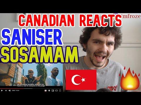 Canadian Reacts To: #SUSAMAM - Şanışer