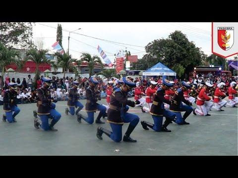 Variasi Musik CAKRA 2014, Paskibra SMAN 1 Krian Sidoarjo (PABRASMA)