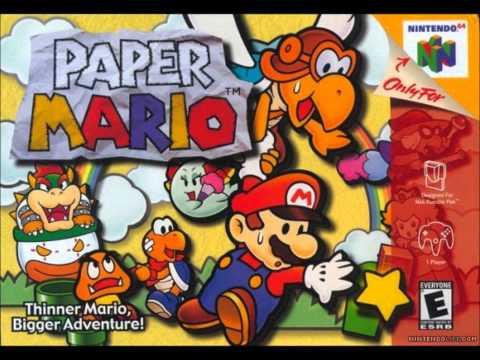 Full Paper Mario OST