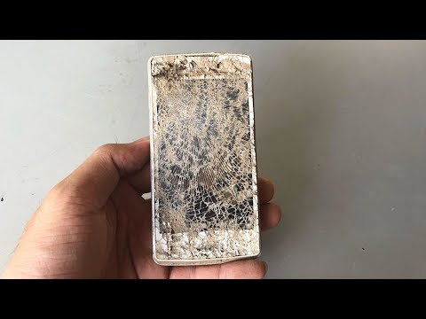 Restoration High End Smartphone In 2014 | Restore Old, Broken Chinese Phones