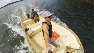 we rented a boat vlog jeremy sciarappa