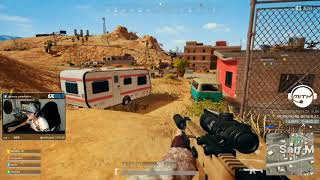 PUBG Tour dossier jan ชิงแชมป์ #Game 2