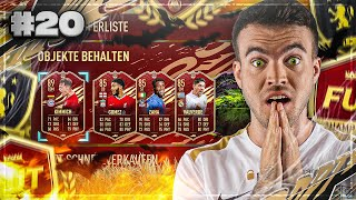 85+ Player Pick in GOLD 1 WL REWARDS! #20 🔥💰 FIFA 21 ROAD TO GLORY [DEUTSCH]