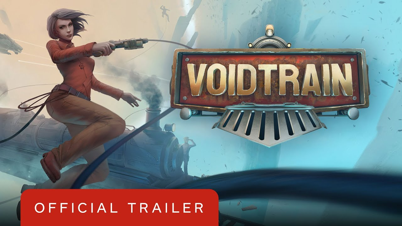 Voidtrain Official Gameplay Trailer Summer Of Gaming Gaming