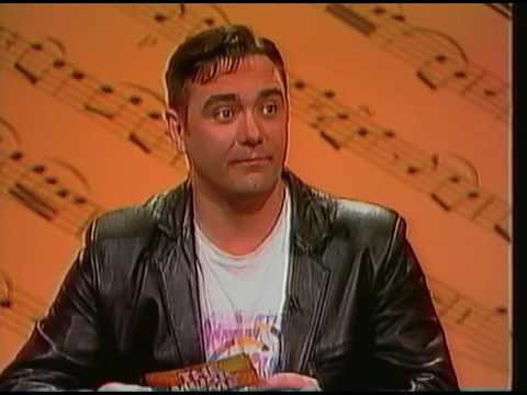 Tony Slattery hosts: The Music Game,  Part 1 (1993)