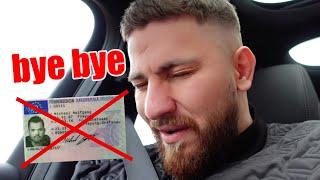 Mois verliert Führerschein für ein Jahr :(