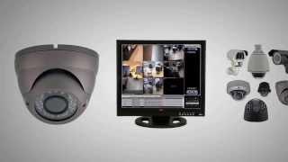 Quality Security CCTV Cameras- Secure Tech Alarm Systems