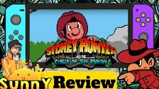 Sydney Hunter and the Curse of the Mayan Nintendo Switch Review | (Pc, Ps4, Xbox One) (Gameplay) (Video Game Video Review)