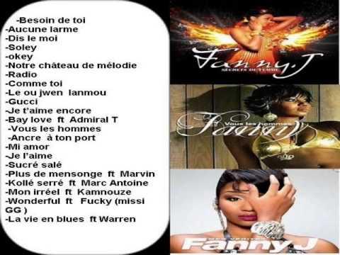 Fanny j ( mes vérités ) best song
