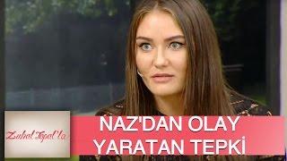 Zuhal Topal'la 56. Bölüm (HD) | Baha'nın Talibine Naz'dan Olay Yaratan Tepki!