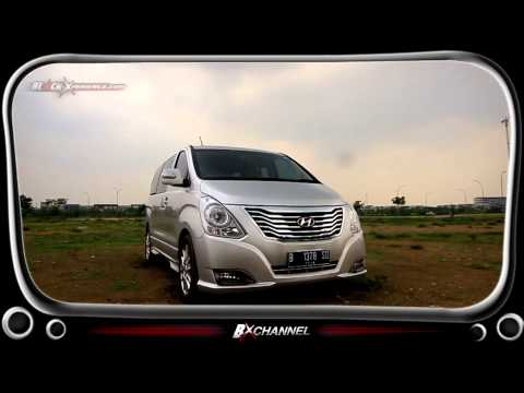 BX Closer look Automotive Hyundai H 1 XG CRDi A T T il Lebih Mewah