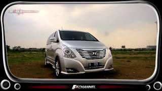 BX Closer look Automotive Hyundai H 1 XG CRDi A T T il Lebih Mewah