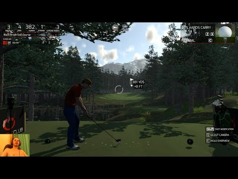 The Golf Club [MAGYAR HUN]