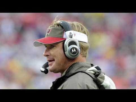 Irsay pursued Gruden to be Colts head coach