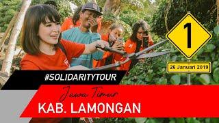 #SolidarityTour JAWA TIMUR - Kab. Lamongan