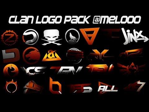 Clan Logo Pack @Melooo 50 Subs