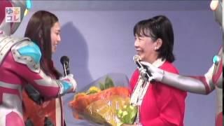 【関連動画】アンヌ隊員らウルトラマンの歴代ヒロイン4人が隊員服の裏話...
