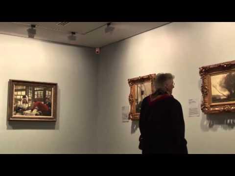 Curators and Collectors of Fine Art Screener