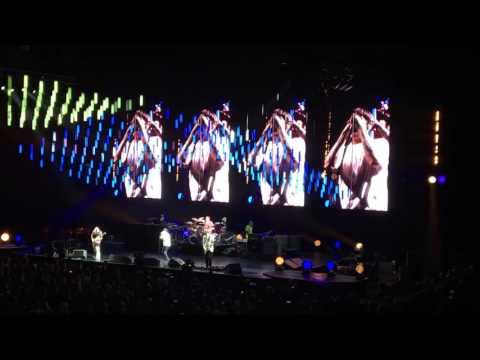 2017 Red Hot Chili Peppers Portland
