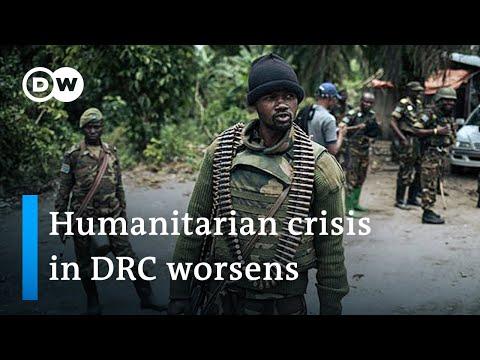 DRC: Surge in