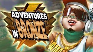 Smite: Adventures in Bronze Duel - Vamana Vs. Ullr - FULL DEFENSE CHALLENGE!
