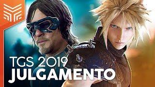 TOKYO GAME SHOW 2019 - O JULGAMENTO