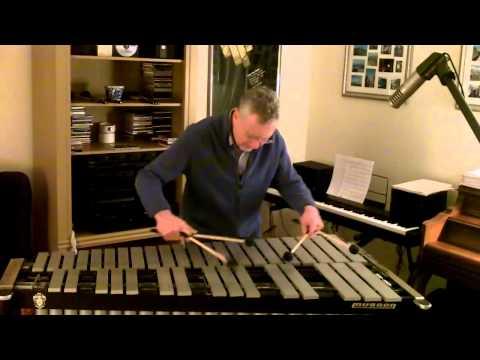 Estate - Ed Saindon Solo Vibraphone